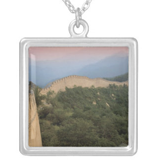 China, Huairou County, Mutianyu section of The 2 Square Pendant Necklace