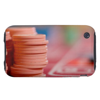 Chips on betting table 2 iPhone 3 tough covers