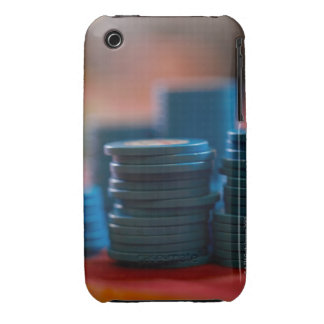 Chips on betting table Case-Mate iPhone 3 cases