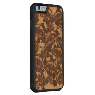 Chocolate Chip Abstract Lips Cherry iPhone 6 Bumper Case