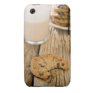 chocolte chip cookies iPhone 3 Case-Mate case