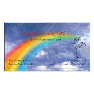 Christ Chapel Business Card