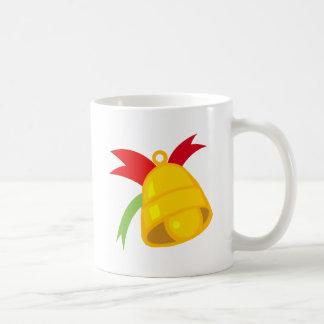 Christmas Bell Basic White Mug