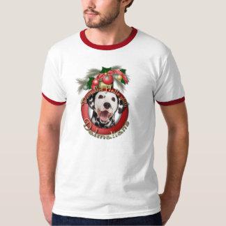 Christmas - Deck the Halls - Dalmatians Shirt