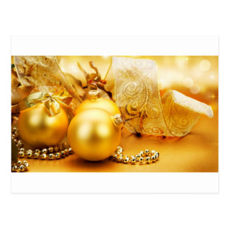 christmas new year celebration 2014 postcard