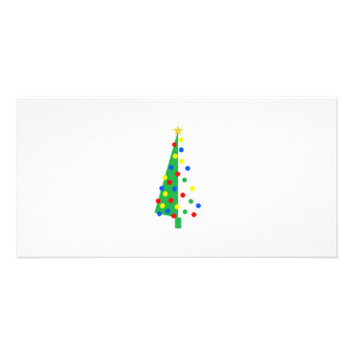 Christmas Tree Photo Cards