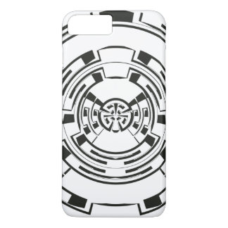 Circular Maze iPhone 7 Plus Case