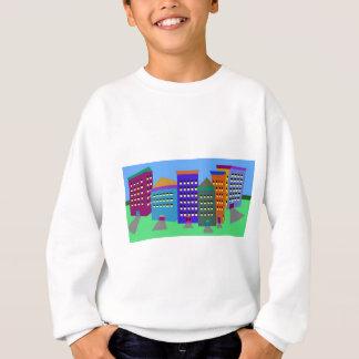 City Art on Youth Sweathshirt T Shirts