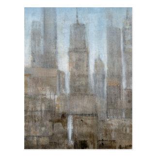 City Midst I Postcard