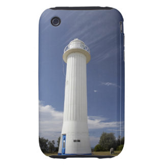Clarence Head Lighthouse, Yamba, New South Tough iPhone 3 Case