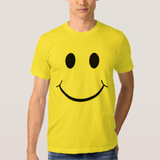 Classic 70's Smiley Happy Face Shirt