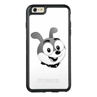 Classic Cartoon Bunny Head White OtterBox iPhone 6/6s Plus Case