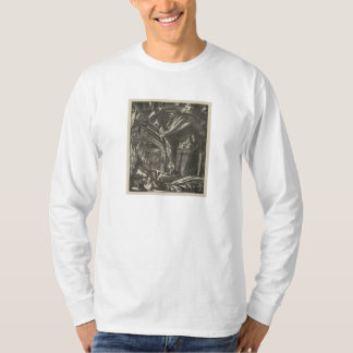 Classic Illustration for The Lady of Shalott T-shirt