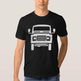 Classic Land Rover illustration T Shirts