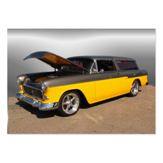 Classic Wagon ~ ATC Pack Of Chubby Business Cards
