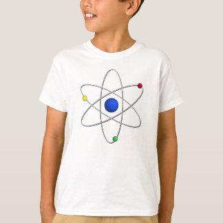 Classical Atom Model on Boy's T2 Shirt
