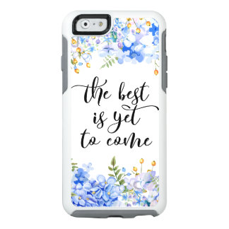Classy Cool Life Quote Otterbox iPhone 6 Case