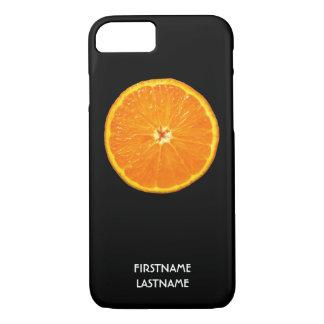 Clementine Slice iPhone 7 Case