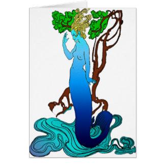 Clerk Colvill and the Mermaid Card