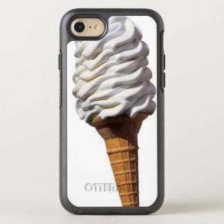 Close-up of ice cream OtterBox symmetry iPhone 7 case
