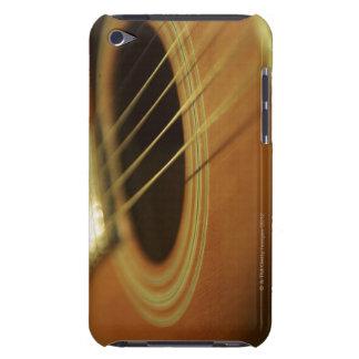 Closeup of Guitar iPod Touch Case-Mate Case