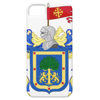 Coat_of_Arms_of_Guadalajara_(Mexico) Case For The iPhone 5