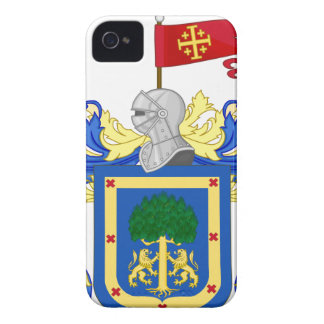Coat_of_Arms_of_Guadalajara_(Mexico) iPhone 4 Cases