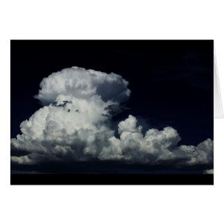 """Cobra Cloud"" Greeting Card"