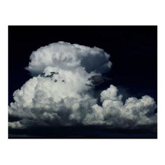 """""""Cobra Cloud"""" Postcard"""