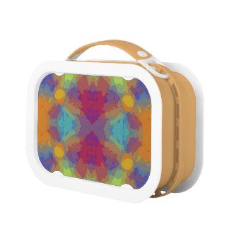Color Crazy Lunch Boxes