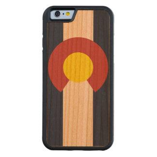 Colorado Flag Cherry iPhone 6 Bumper Case