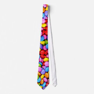 Colorful Candies Tie