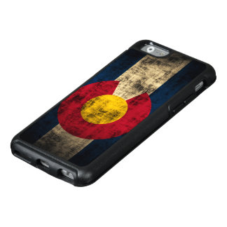 Colorful Colorado Flag Grunge OtterBox iPhone 6/6s Case