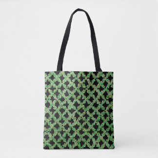 Colorful Cute Pattern Modern Trend Tote Bag