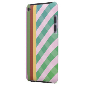 colorful woven vintage ipod touch case