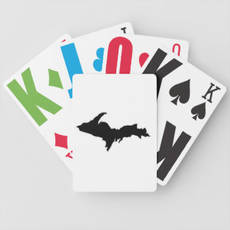 Colorful Yooper Playing Cards