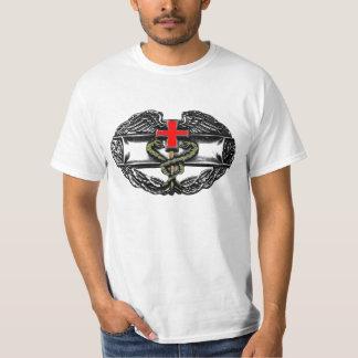 Combat Medic - Color w/Slogan Tees