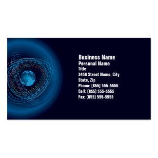 Communication Concept Business Card