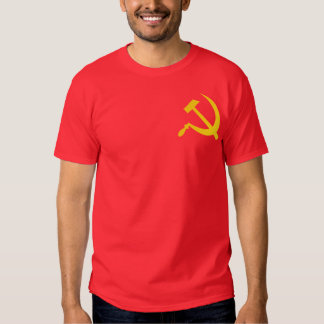 Communist Hammer & Sickle T Shirt