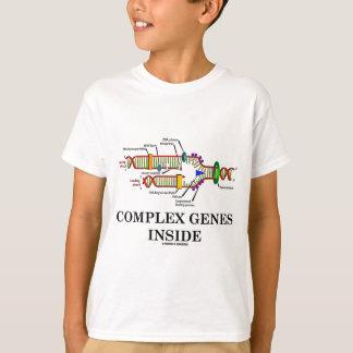 Complex Genes Inside (DNA Replication) Tee Shirts
