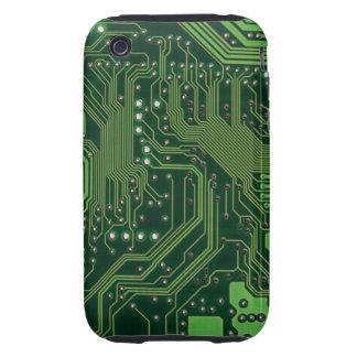 computer board tough iPhone 3 case