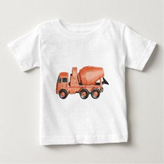 Concrete Orange Cement Toy Truck Shirt