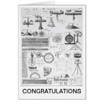 Congratulations Land Surveyor Card