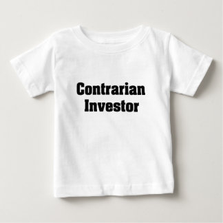 Contrarian Investor T-shirt