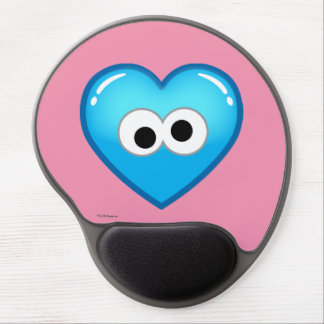 Cookie Heart Gel Mouse Pad