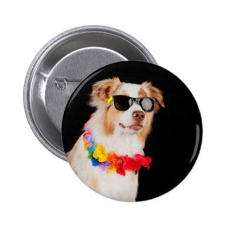 Cool Aussie 6 Cm Round Badge