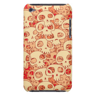 Cool Skulls iPod Touch Cases