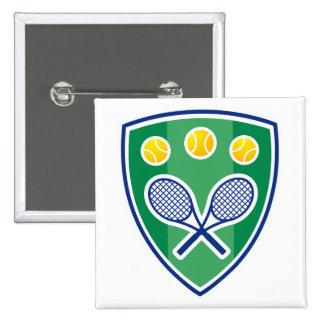 Cool tennis button