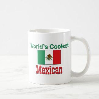 Coolest Mexican Basic White Mug