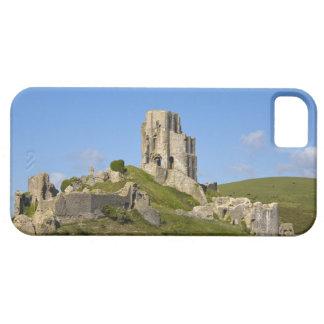 Corfe Castle, Corfe, Dorset, England Case For The iPhone 5